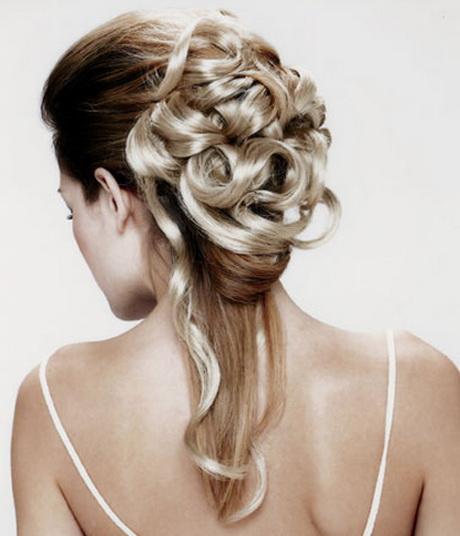 Peinados semirecogidos para boda - Peinados elegantes para una boda ...