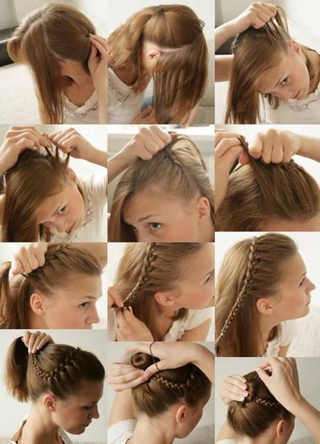 Причёска коса своими руками