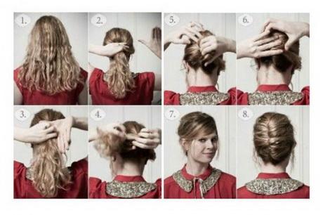 Peinados Sencillos Para Cabello Mediano
