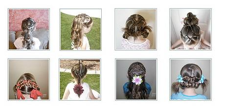 Tipos peinados sencillos para mujeres peinados cortes de pelo
