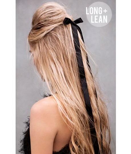 Top peinados sencillos para cabello largo images for - Como hacer peinados faciles ...