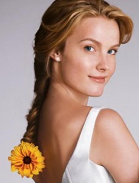 Peinados sencillos para una boda - Peinados para hacerse una misma ...