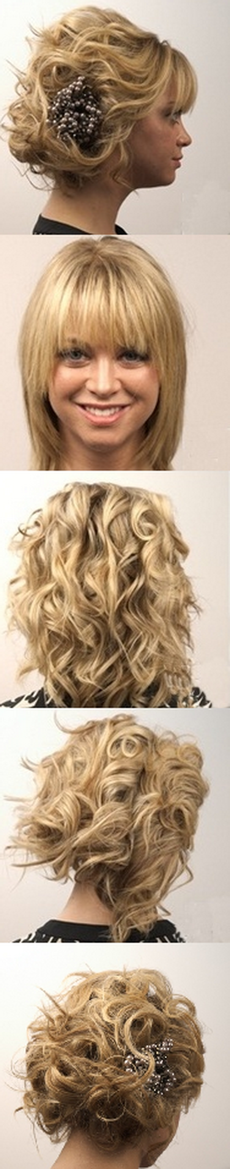 Fotos de peinados semi cortos 72