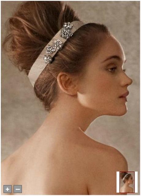 Top diademas de moda images for pinterest tattoos - Peinados de novia modernos ...