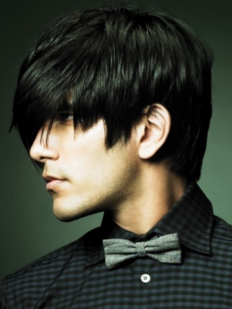 HD wallpapers hairstyle emo boy