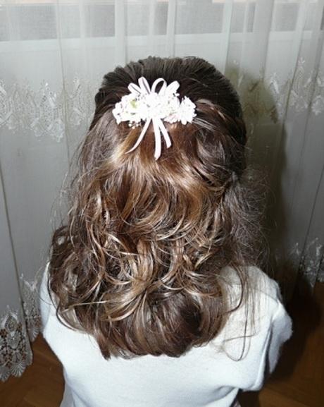 Imagenes de peinados de comunion - Peinados sencillos para comunion ...