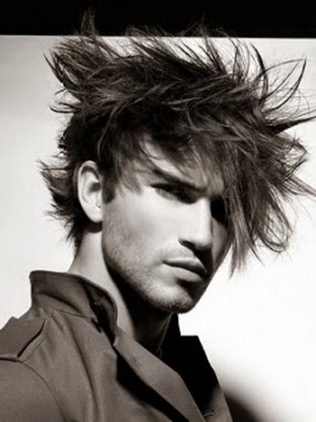 Peinado de hombre de moda - Peinados de hombre de moda ...