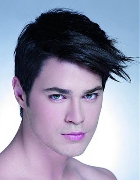Peinados de moda para hombres jovenes - Peinados de moda para chicos ...