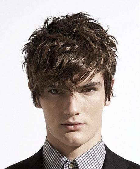 Peinados modernos para hombres jovenes - Peinados modernos de hombres ...