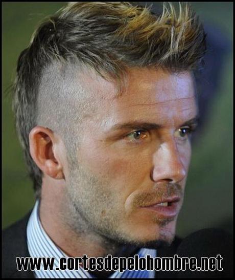 Peinados Mohicanos Para Hombres