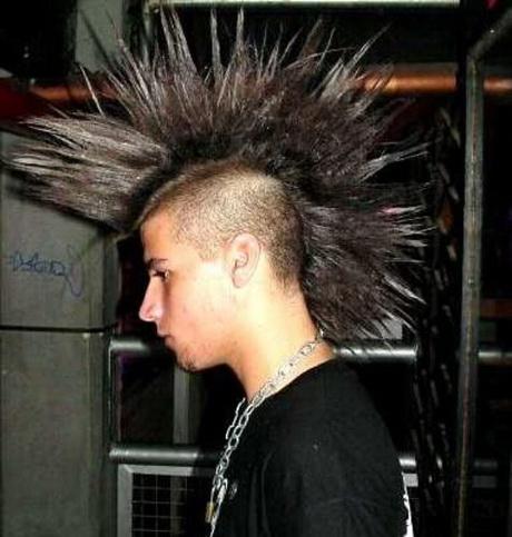 Peinados mohicanos para hombres - Peinados para hombres fotos ...