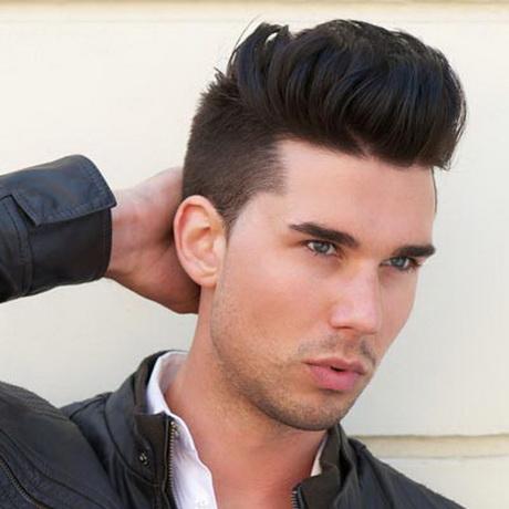 Peinados para hombres ala moda - Peinados de moda para chicos ...