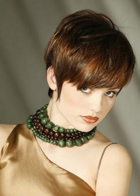 Cortes de pelo corto para mujer fotos y modas