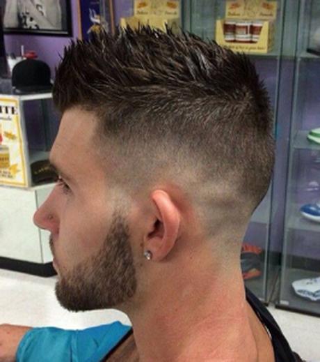 Cabello corto degradado tendencia en cortes de pelo for Peinado fade