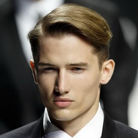 corte de pelo hombre clasico