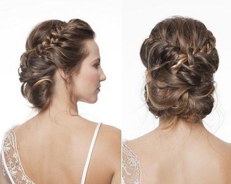 Imagenes de peinados agarrados - Peinados recogidos novias ...