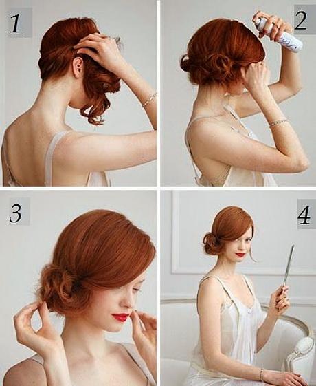 Imagenes De Peinados Con El Pelo Recogido