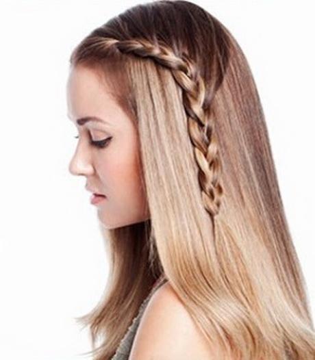 Peinado De Lado Hairstylegalleries Com