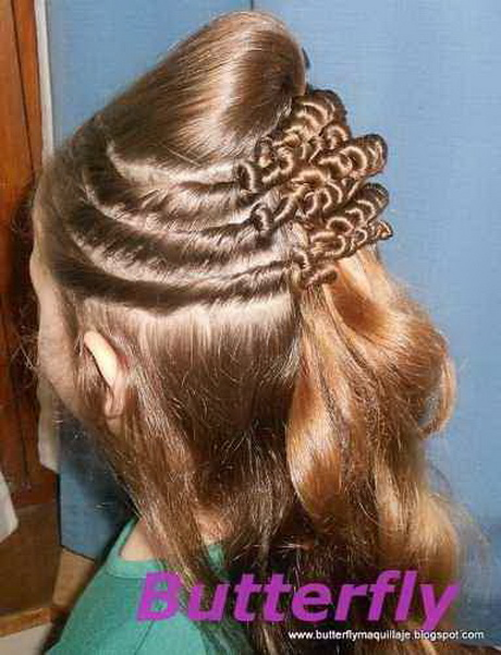 Galerry peinados de ni a de comunion