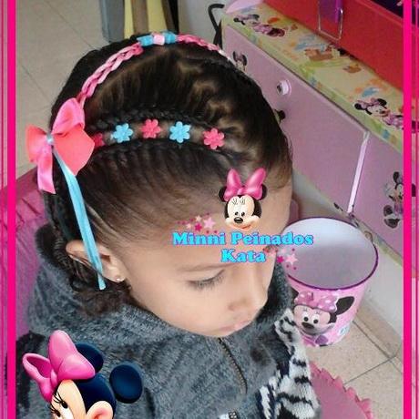 15 opciones de peinados infantiles de fiesta para ni 241 as con cabello