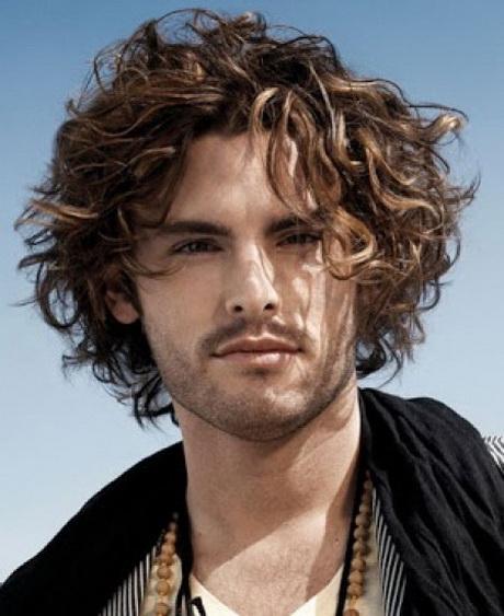 Blonde Boys Hairstyles 1000 Ideas About Boy Haircuts On: Peinados Para Hombres Con Cabello Largo Ondulado