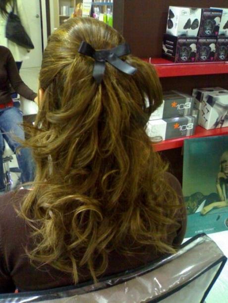 Peinados Paso A Paso Para Graduacion