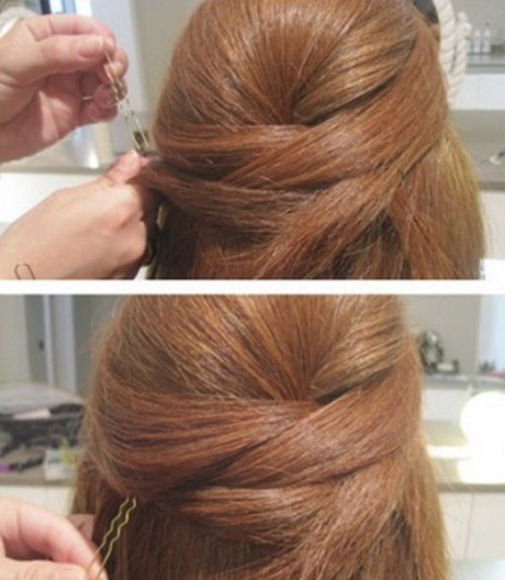Galerry peinados semirecogidos pelo corto