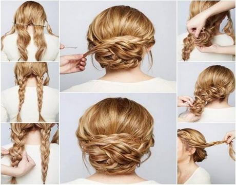 Peinados recogido paso a paso - Peinados faciles recogidos paso a paso ...