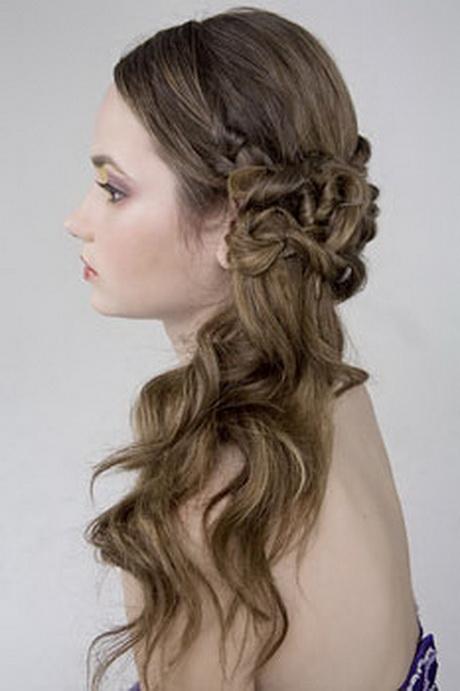 Fotos De Peinados Para Fiestas Elegantes
