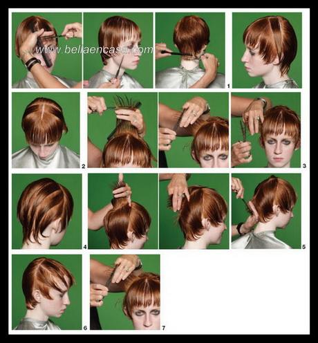 Paso a paso corte de pelo - Cortar el pelo en casa hombre ...