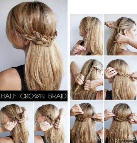 Peinados con paso a paso - Peinados faciles paso a paso ...