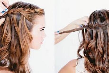 Peinados con trenzas paso paso - Peinados paso a paso trenzas ...