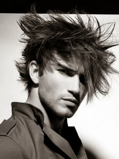 Peinados de la moda para hombres - Peinados de moda para chicos ...