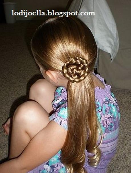 mas hermosos peinados para niñas peinados hermosos para cabello corto
