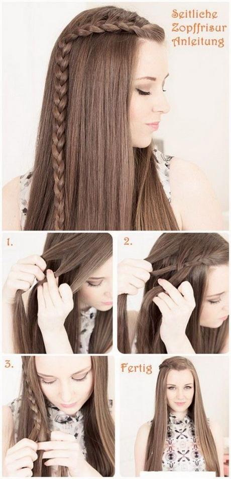peinados de trenzas paso a paso Clic en la imagen para agrandar