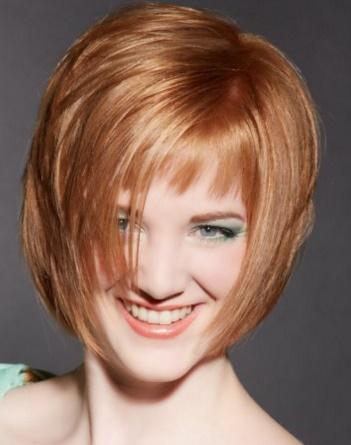 Aquí las mejores imágenes de Sencillos cortes de pelo lacio para ...