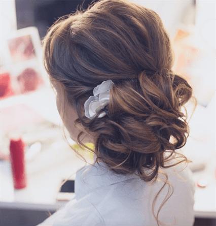si quieres ver todos los peinados para este 2017 entra aqu - Recogidos De Novias