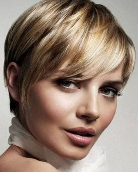 Corte de cabello corto para mujer 2017