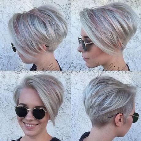 cortes de pelo corto modernos en pinterest pelo corto moderno with cortes de cabello corto - Pelos Cortos Modernos