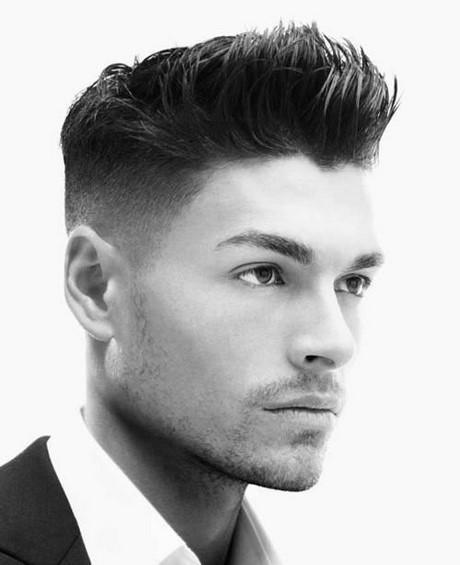 los mejores cortes de cabello para hombre 2015 y 2016 para pelo corto moda - Corte Pelo Caballero