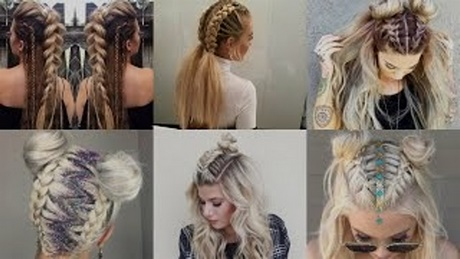 Peinados De Moda 2018 Mujer