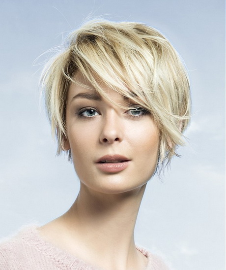 ... Short Layered Hairstyles For Fine Hair. on best short hairstyles for
