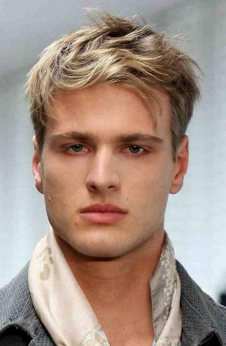 Cortes de pelo y peinados para hombres con cabello - Peinados modernos de hombres ...