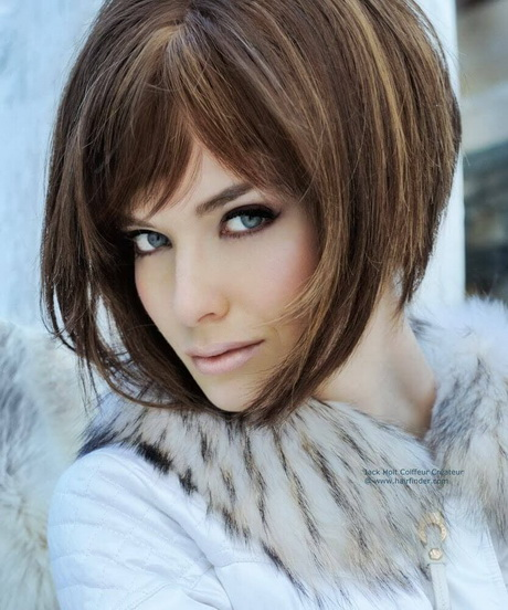 En estas imágenes de cortes de cabello para mujeres modernos notarás