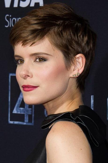Los cortes de pelo que te harás este otoño Kate Mara …