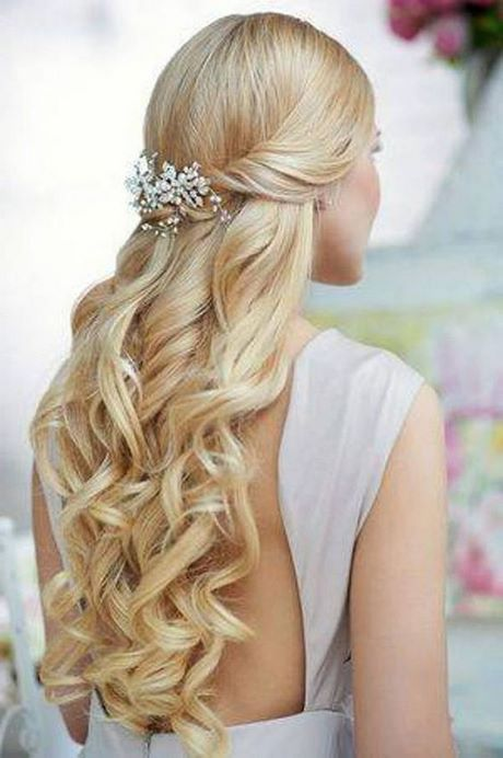 27 Gorgeous Wedding Hairstyles For Long Hair In 2019: Peinados De 15 Años Imagenes 2019
