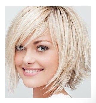 cortes de pelo modernos para mujeres cara redonda - Cortes De Pelo Moderno