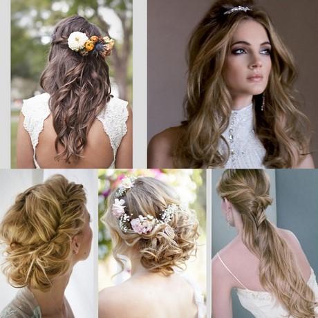 Peinado recogido suelto - Peinados de novia recogido ...