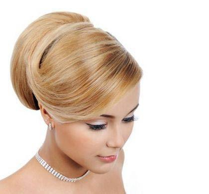 Peinados clasicos para novias for Recogidos altos para novias