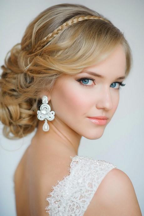 Peinados de novia cabello recogido - Recogido de novia ...